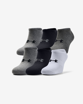 Under Armour Essentials Ponožky 6 párů