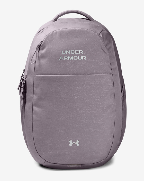 Under Armour Hustle Signature Rucksack Lila