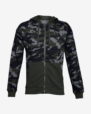 Under Armour Rival Fleece Camo Mikina