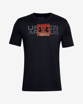 Under Armour Box Logo Wordmark Triko
