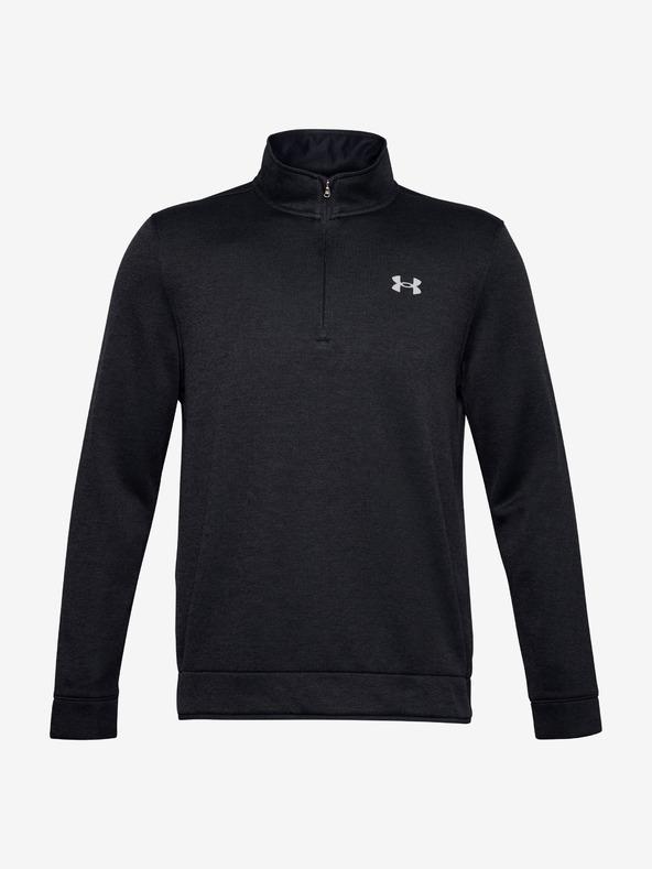 Under Armour Storm SweaterFleece ¼ Zip Layer Hanorac Negru
