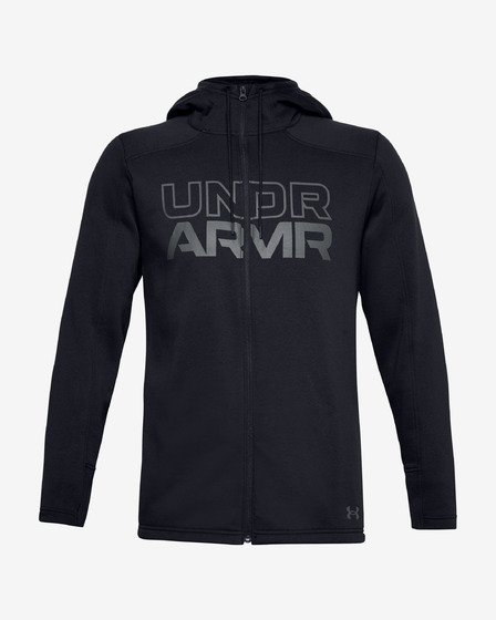 Under Armour Baseline Fleece Full Zip Mikina
