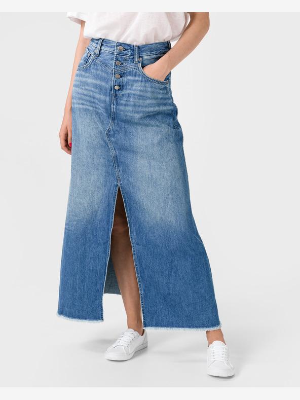 Pepe Jeans Mirabelle Skirt Blau