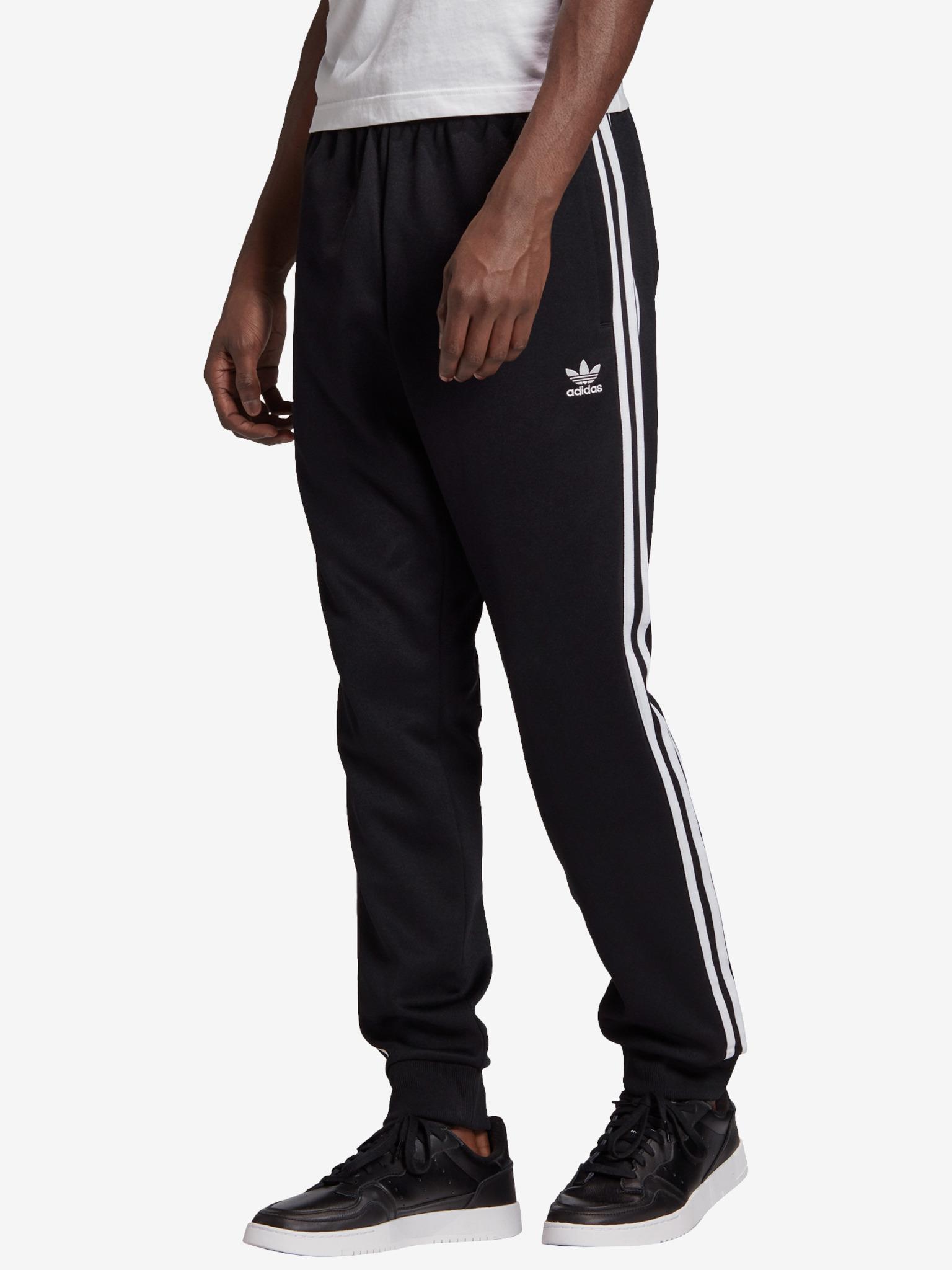 Patria mordaz Garganta  adidas Originals - Adicolor Classics Primeblue SST Sweatpants Bibloo.com