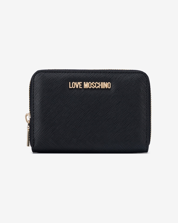 Love Moschino Geldbörse Schwarz
