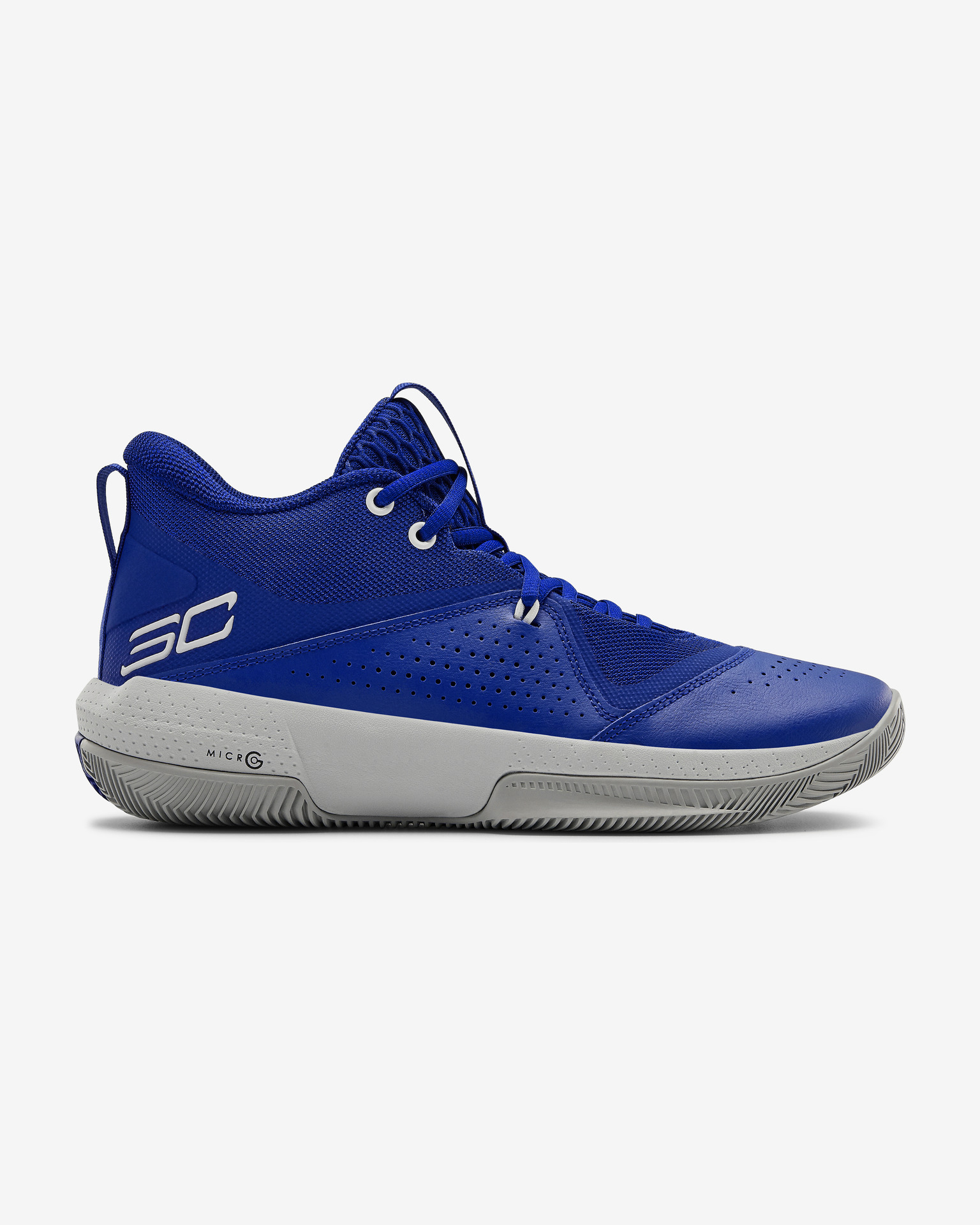 SC 3ZERO IV Basketball Tenisky Under Armour