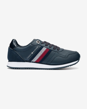 Tommy Hilfiger Tommy Leather Low Runner Tenisky