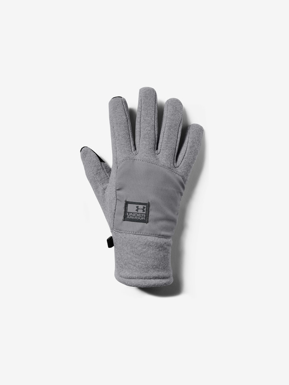 Under Armour ColdGear® Infrared Handschuhe Grau