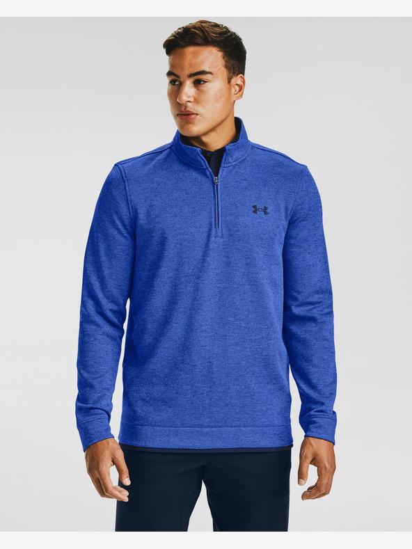 Under Armour Storm SweaterFleece ¼ Zip Layer Hanorac Albastru