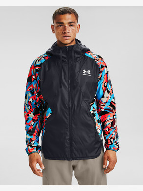 Under Armour Printed Windbreaker Bunda