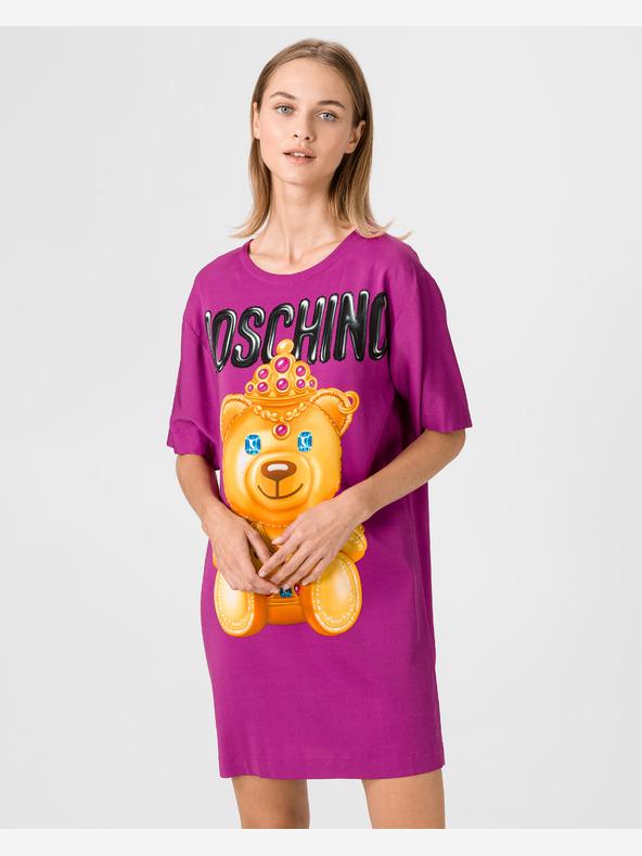 Moschino Kleid Lila