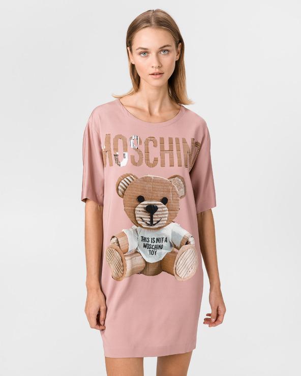 Moschino Kleid Rosa