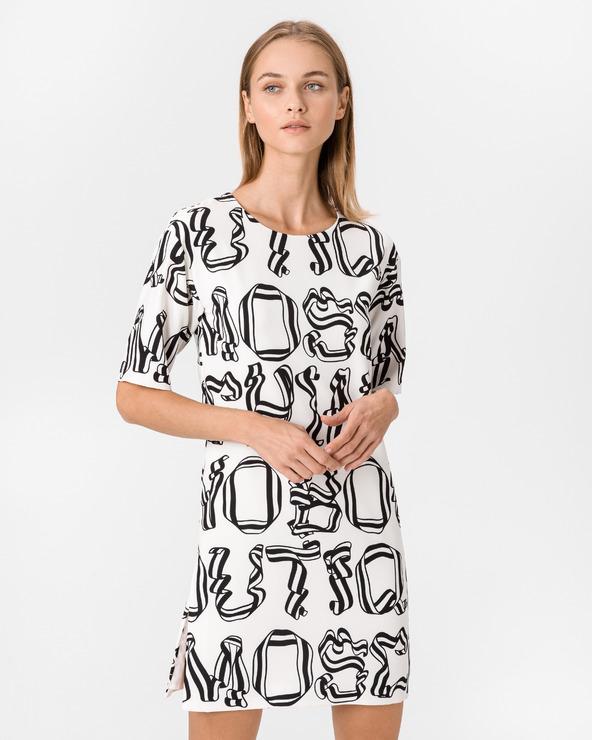 Moschino Kleid Weiß