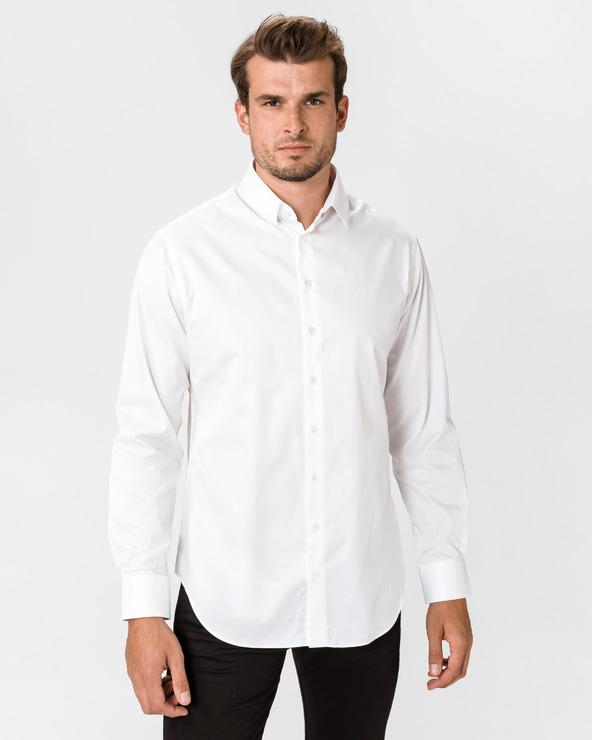 Giorgio Armani Hemd Weiß