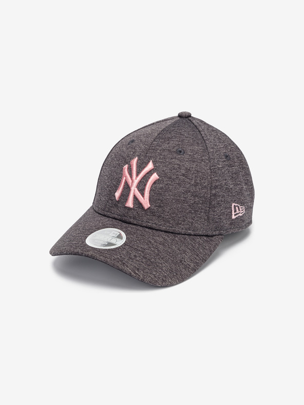 New Era New York Yankees Tech Grey 9Forty Cap Grau