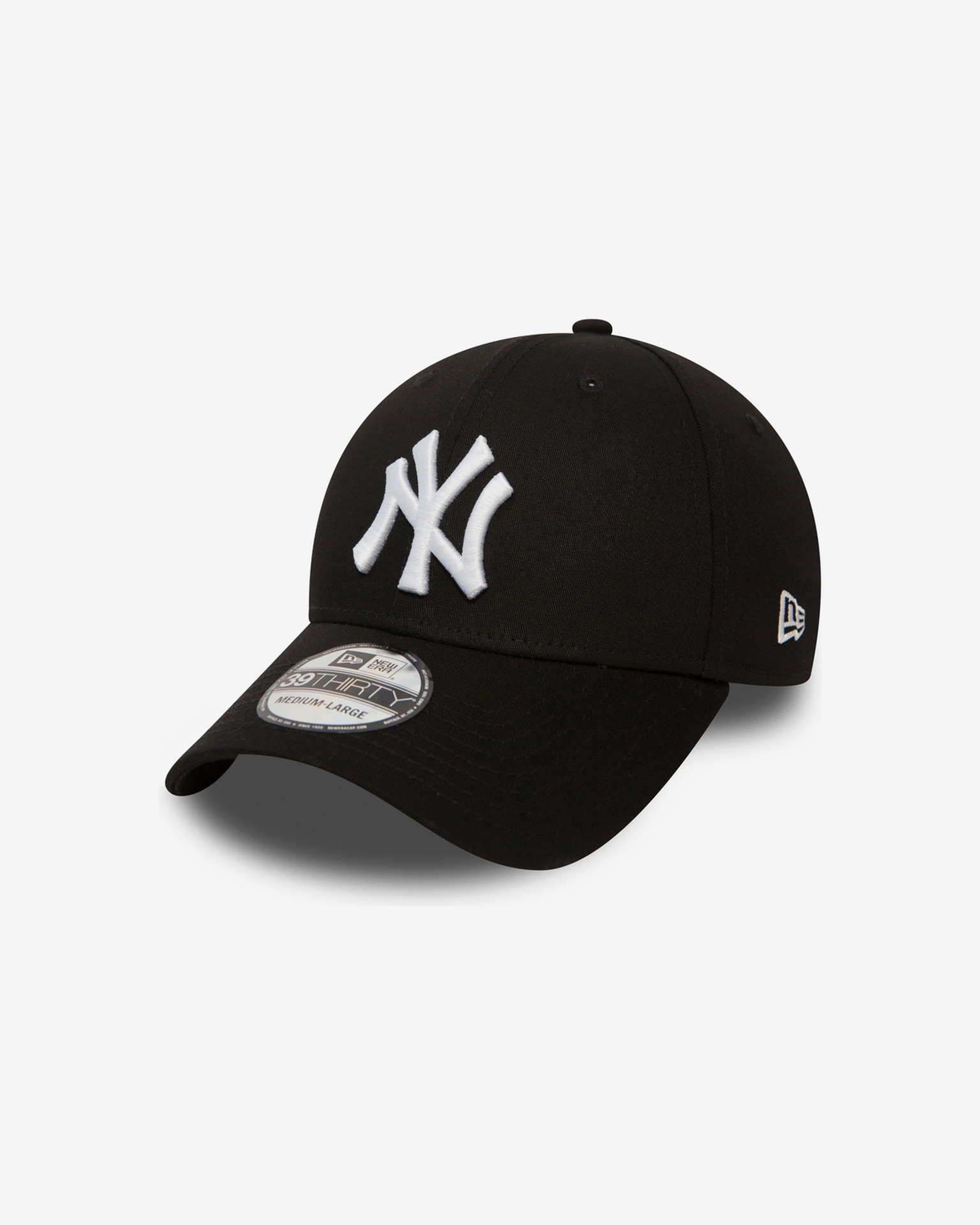 NY Yankees Classic Black 39Thirty Šiltovka New Era