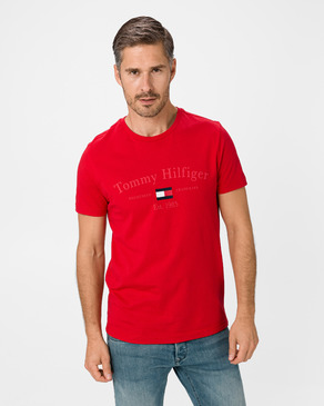 Tommy Hilfiger Archive Graphic Triko