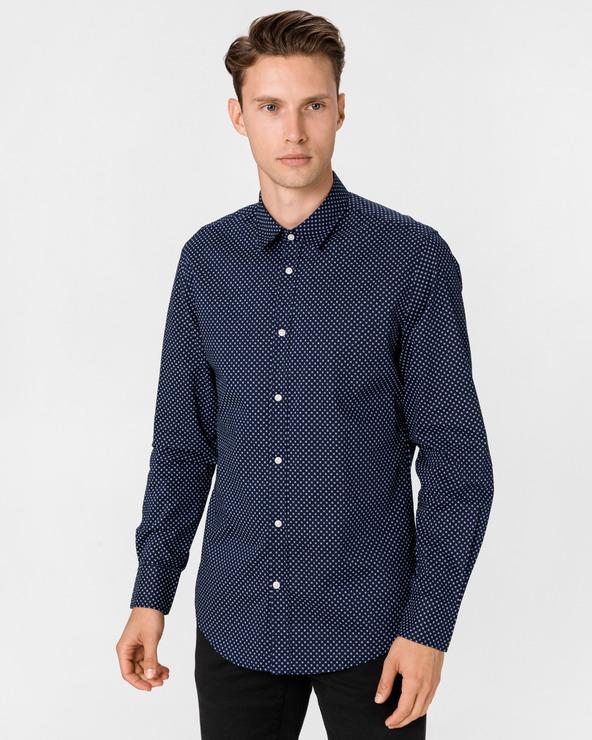 Antony Morato Milano Hemd Blau