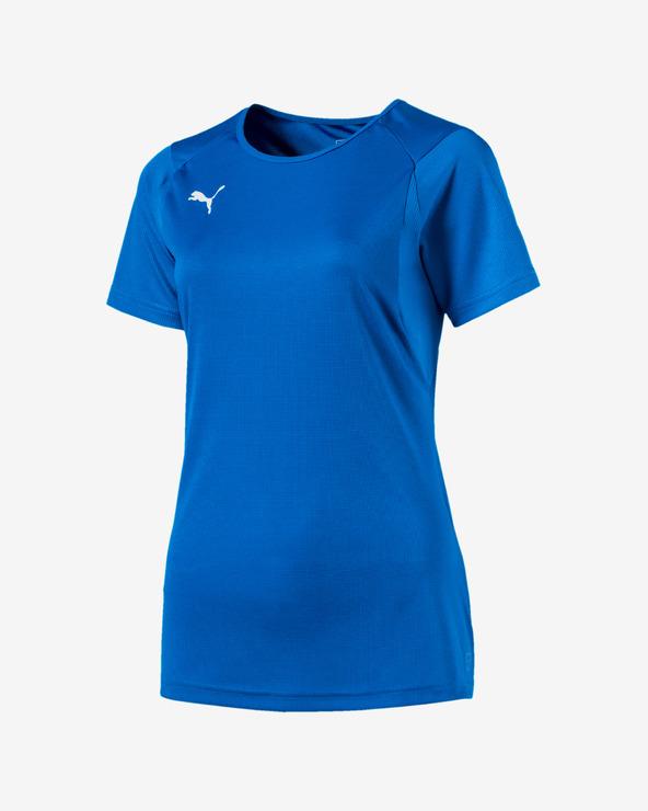 Puma Liga Training Jersey T-Shirt Blau