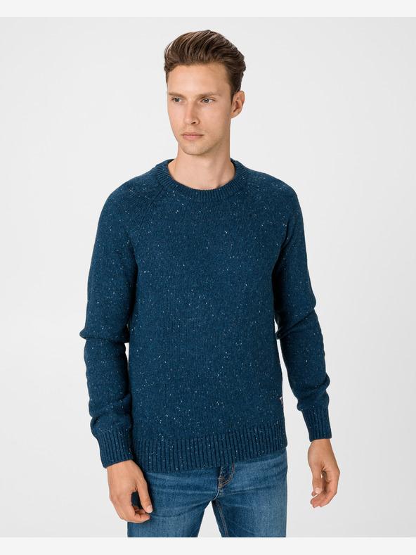 Jack & Jones Jax Pullover Blau