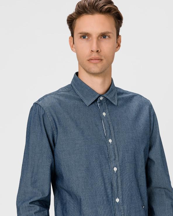 GAS Kin/s Hemd Blau
