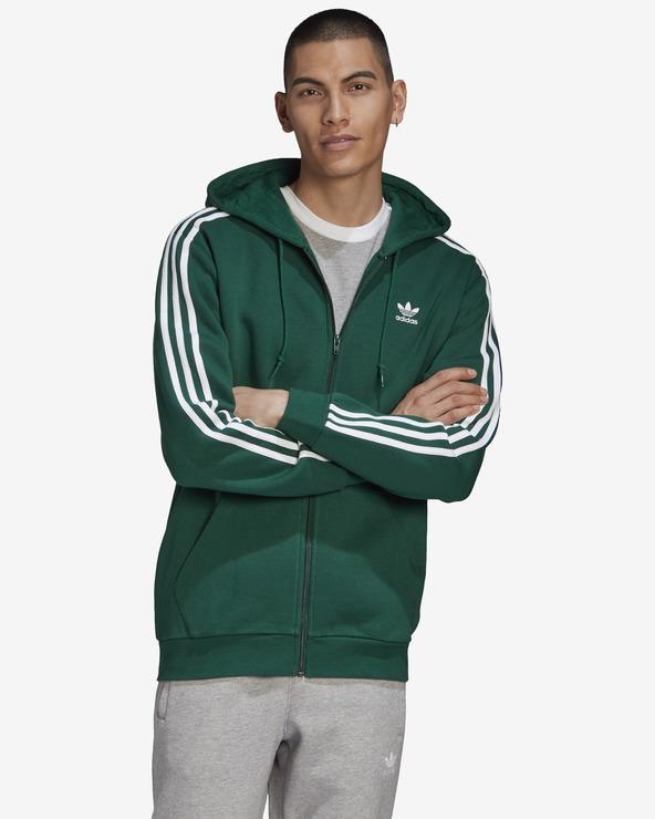 adidas Originals 3-stripes Sweatshirt Grün