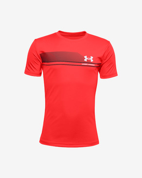 Under Armour Tech™ Lockup Stripe Triko dětské
