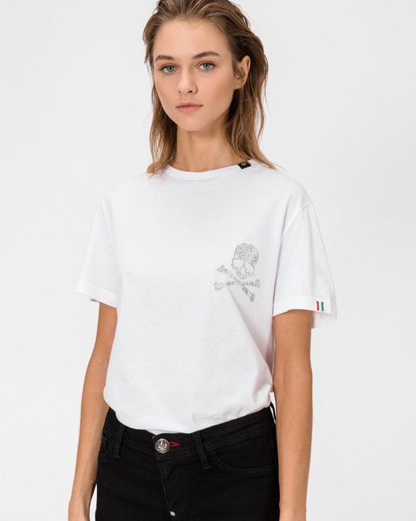 Philipp Plein Miryad T-Shirt Weiß