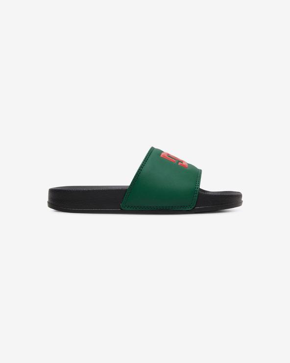 DC Kids slippers Grün