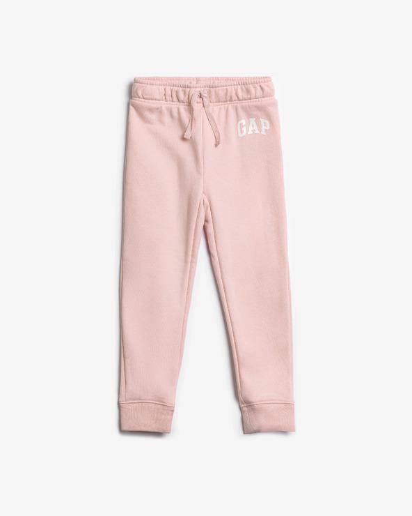 GAP Pantaloni de trening pentru copii Roz