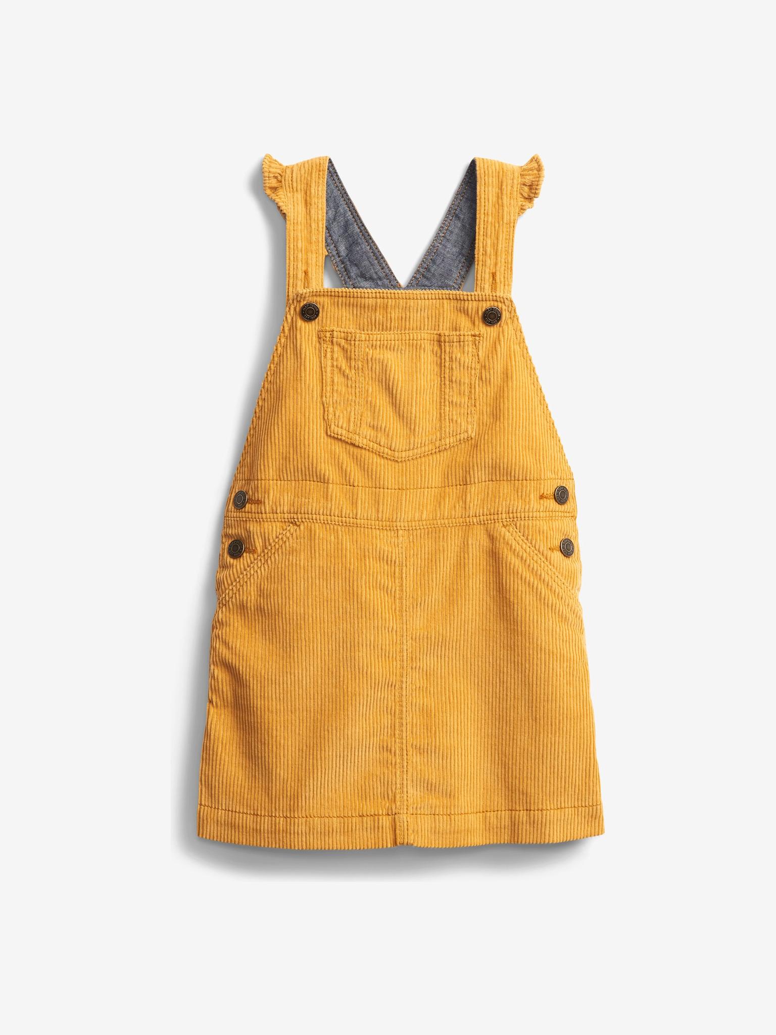 Šaty s trakmi detské GAP