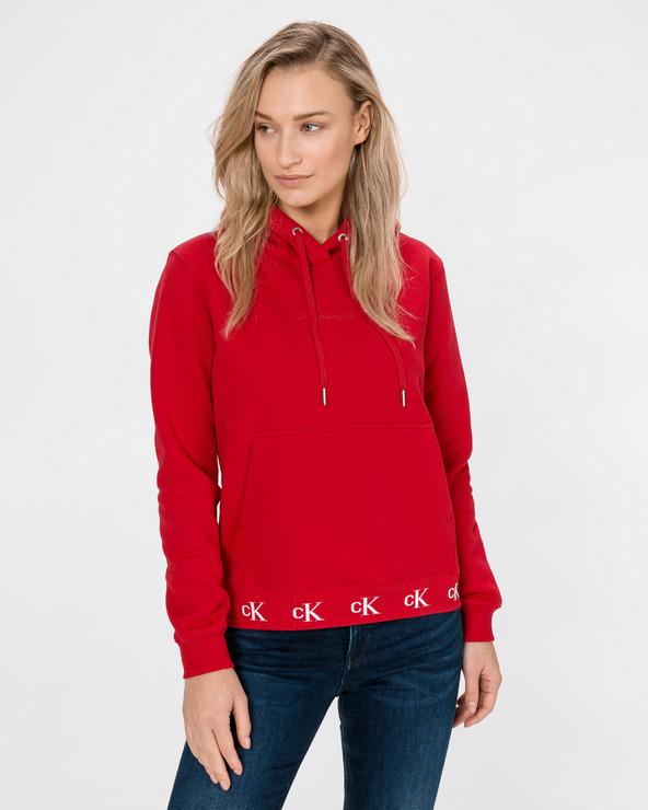 Calvin Klein Sweatshirt Rot