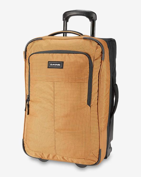 Dakine Carry On Roller Suitcase Beige