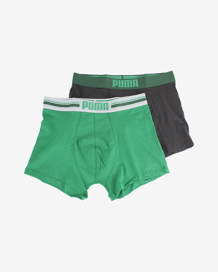 Puma Placed Logo Boxerky 2 ks