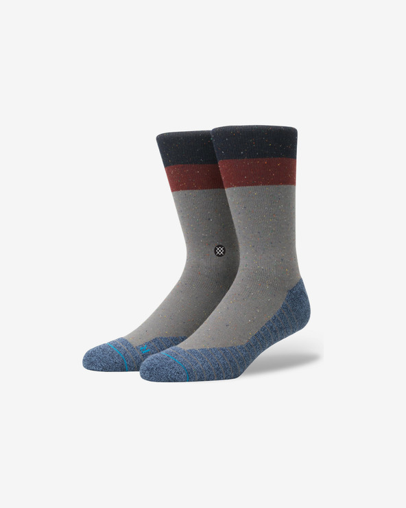 Stance Atacama Crew Socken Grau
