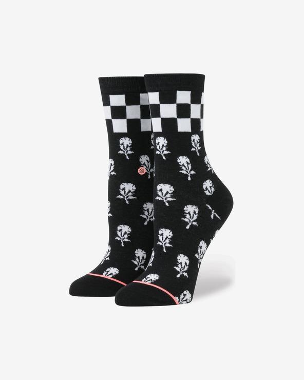 Stance Check It Anklet Socken Schwarz