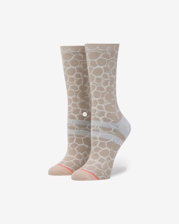 Stance Uzu Socken Beige