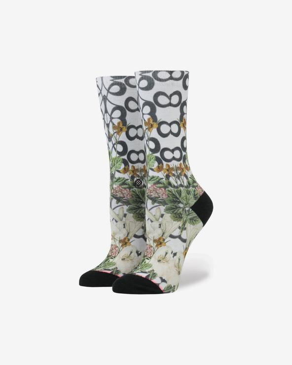 Stance Lattice Wall Socken Grau