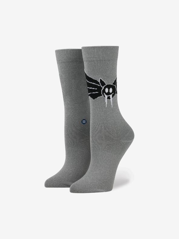 Stance Soko Bat Socken Grau