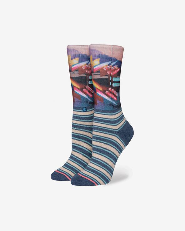 Stance Hoy Socken Blau
