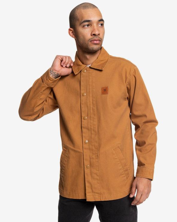 DC Alton Jacket Braun Orange