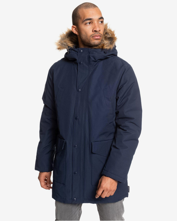 DC Bamburgh Jacket Blau