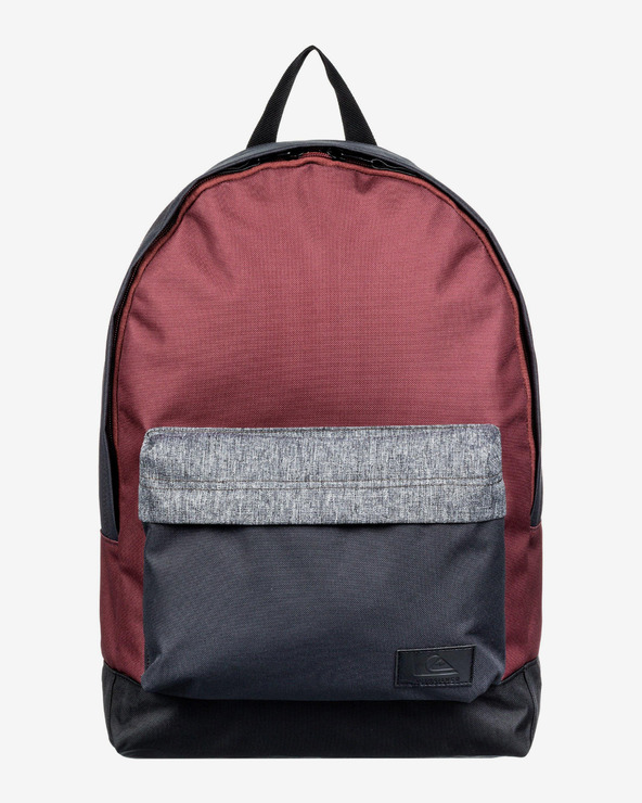 Quiksilver Everyday Poster Rucksack Rot
