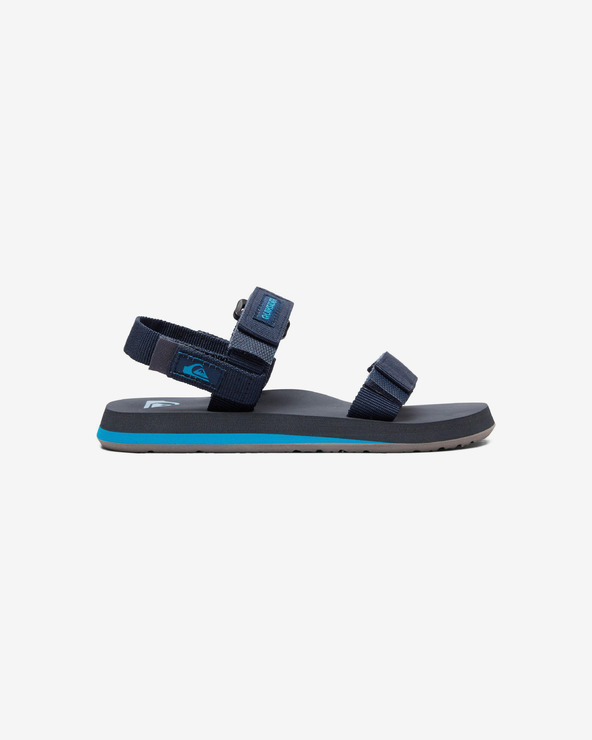 Quiksilver Sandalen Kinder Blau