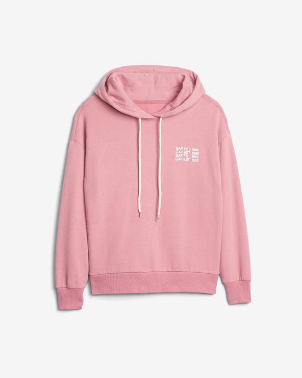 GAP Sweatshirt Rosa Beige