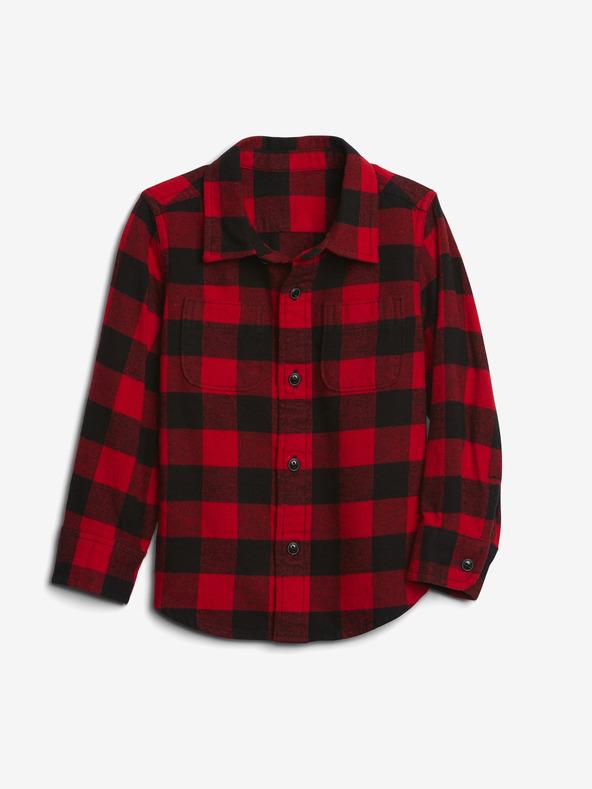 GAP Hemd Kinder Rot