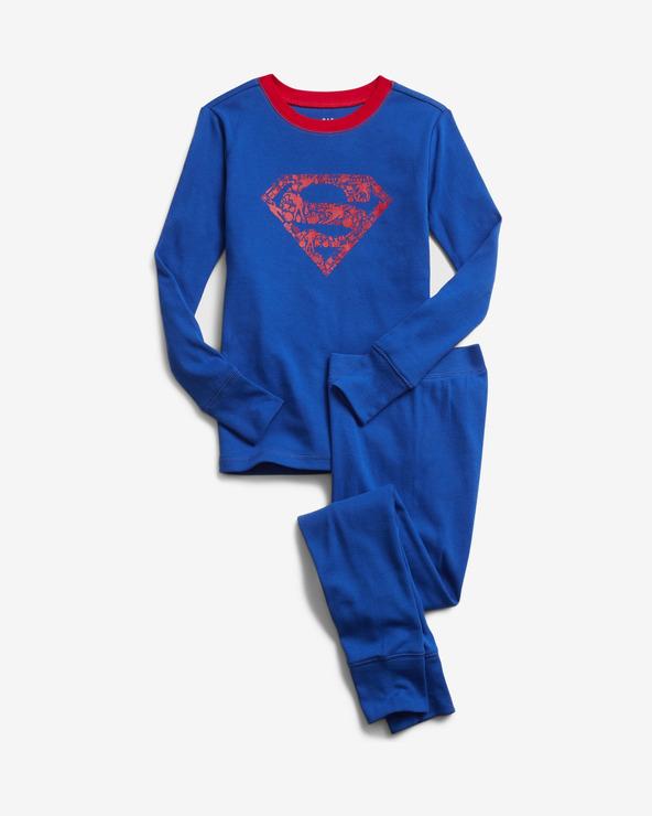 GAP Pyjama Kinder Blau