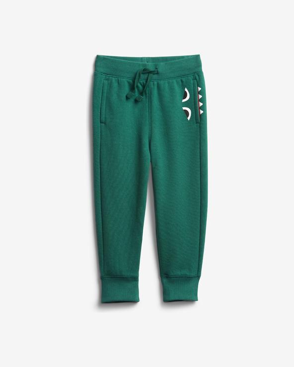 GAP Pantaloni de trening pentru copii Verde