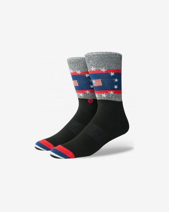 Stance USA Praise Socken Schwarz