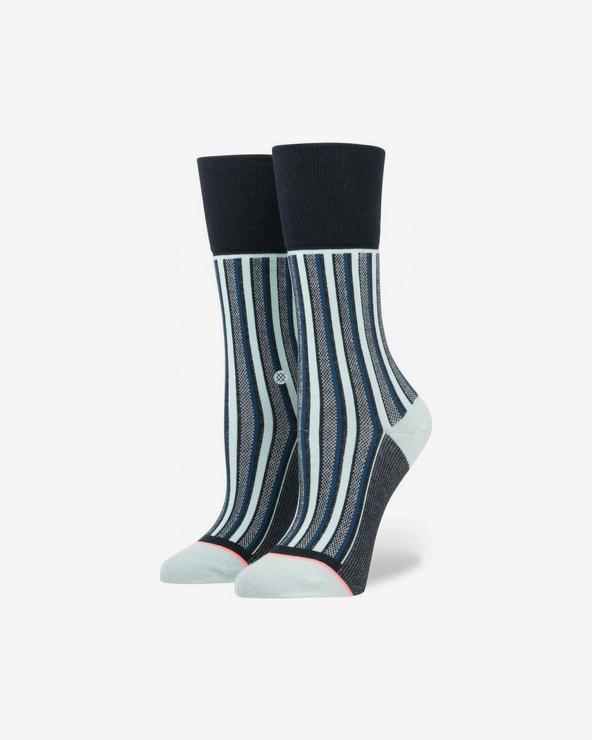 Stance Stripe Up Socken Blau